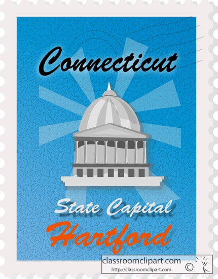 Connecticut State Capital - Hartford