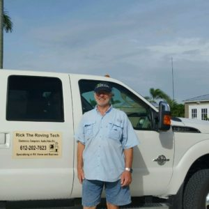 Rick the RoVing RV Tech WW Affiliate