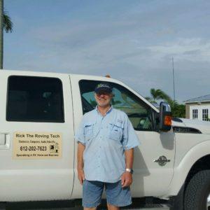 Rick the RoVing RV Tech WW Affiliate
